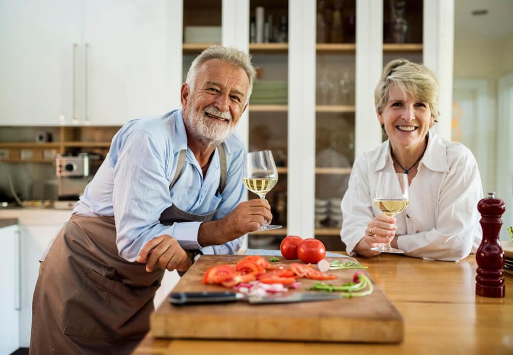 Wohnen im Alter – Selbstbestimmt bleiben