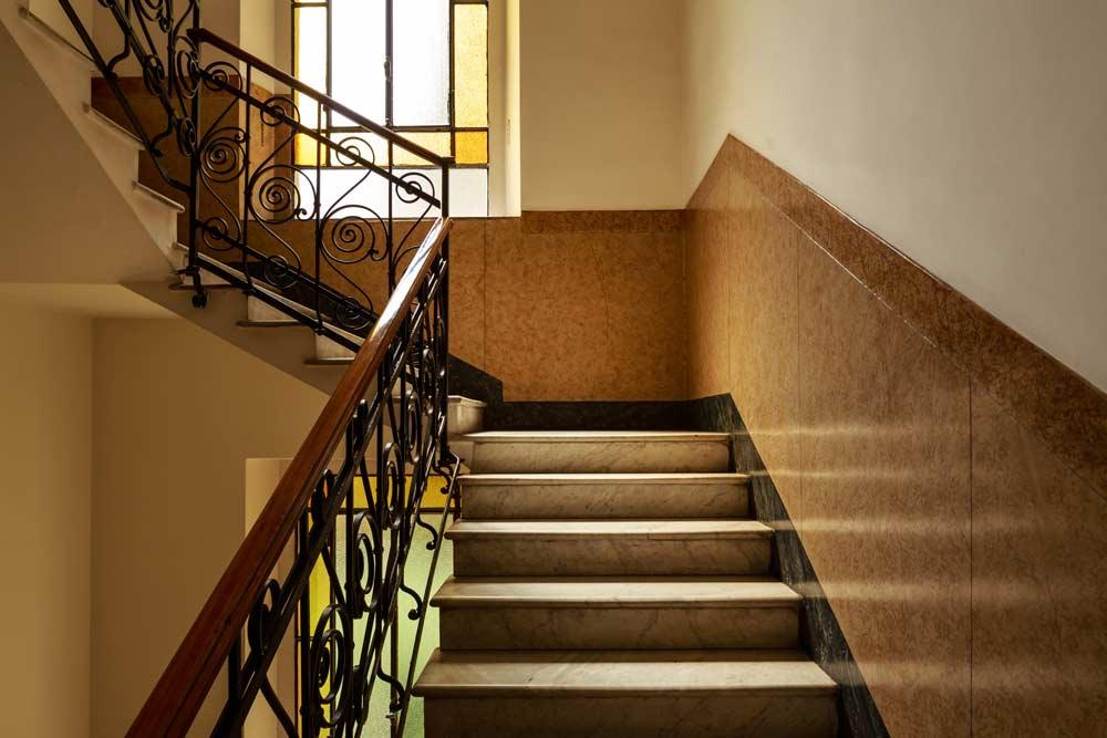 Treppenhaus gehört zum Gemeinschaftseigentum