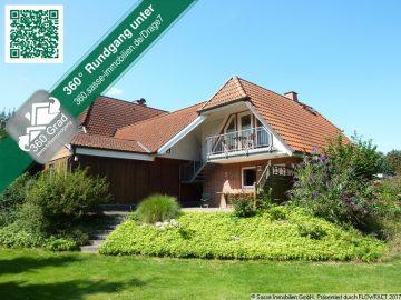 Großes Wohnhaus mit kleiner Einliegerwohnung, Garage & D'Carport – erfolgreich vermittelt !, 21423 Drage, Einfamilienhaus