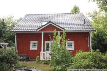 Schwedenhaus mit Anbau und herrlichem Waldgrundstück – erfolgreich vermittelt, 21256 Handeloh, Einfamilienhaus